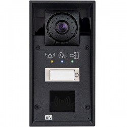 2N IP Force - 1 button + icons + camera + 10W speaker